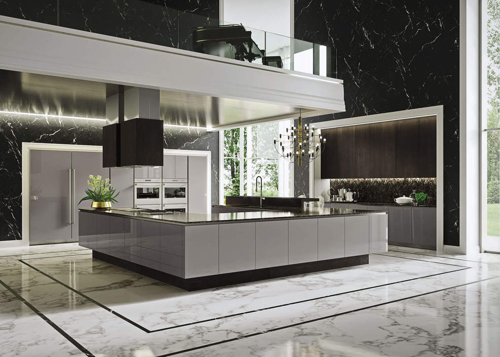 WAY | Kitchen from Snaidero | RVV Tile Gallery