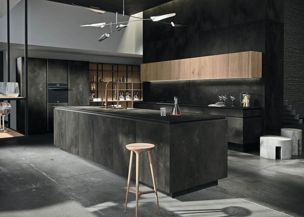 WAY MATERIA | Kitchen from Snaidero | RVV Tile Gallery